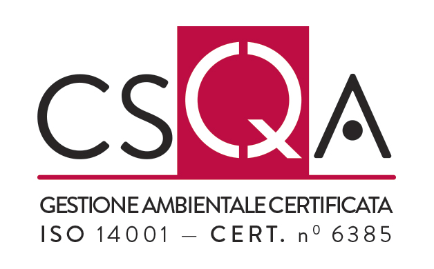 ISO 14001 - Gestione Ambientale Certificata