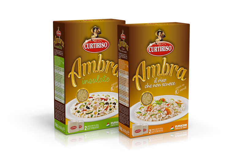 Ambra Riso Parboiled