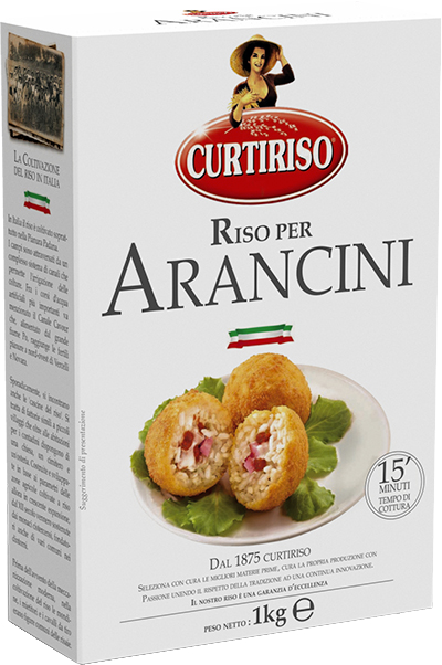 Rice for Arancini - Ombra